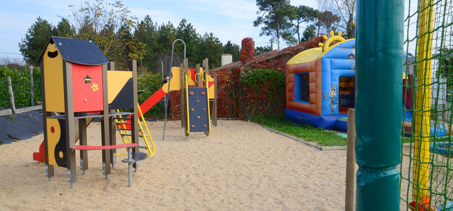 Play area for children