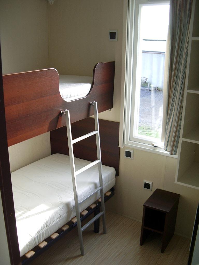 location mobilhome vendée pmr chambre