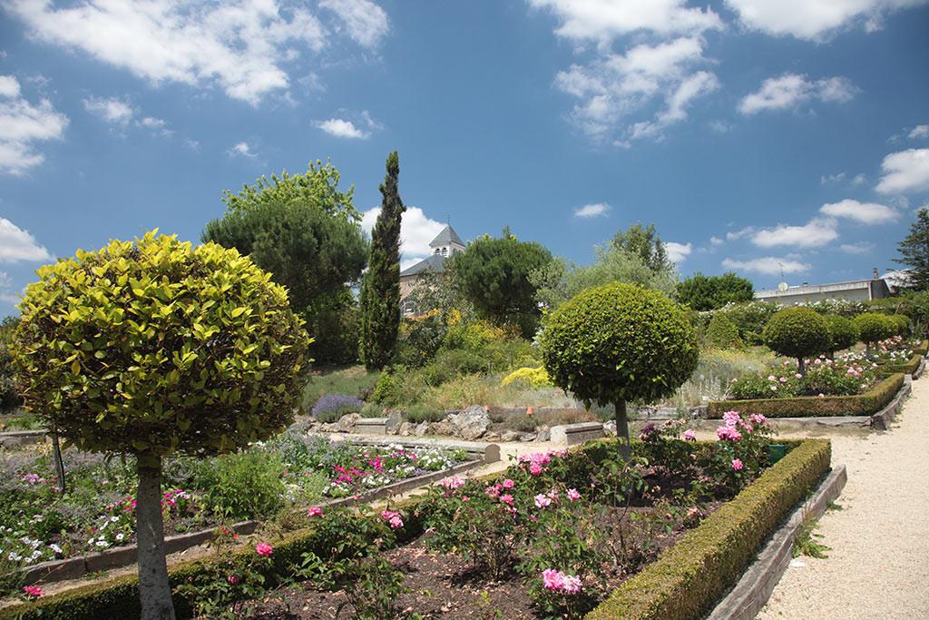 le jardin des Olfacties