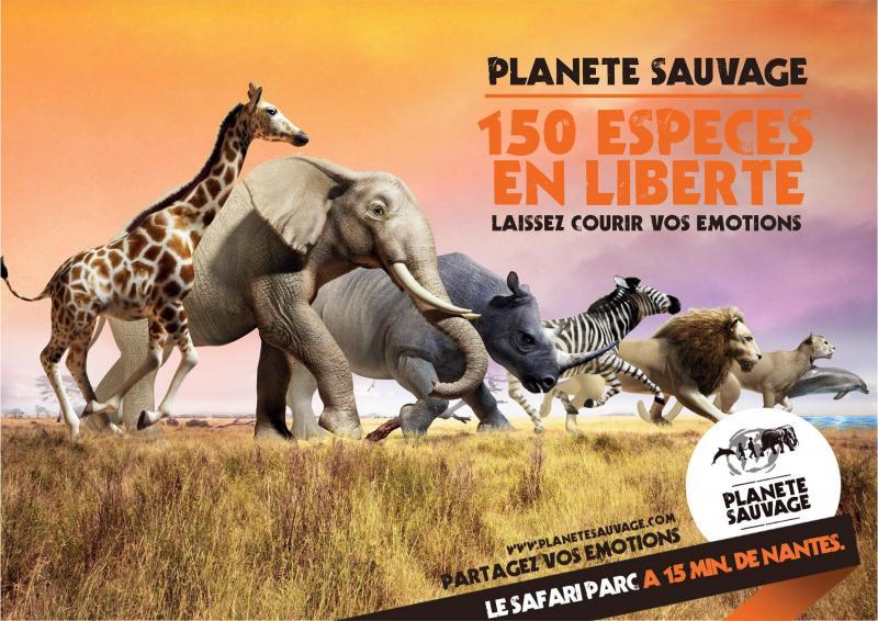 Planète Sauvage animaux