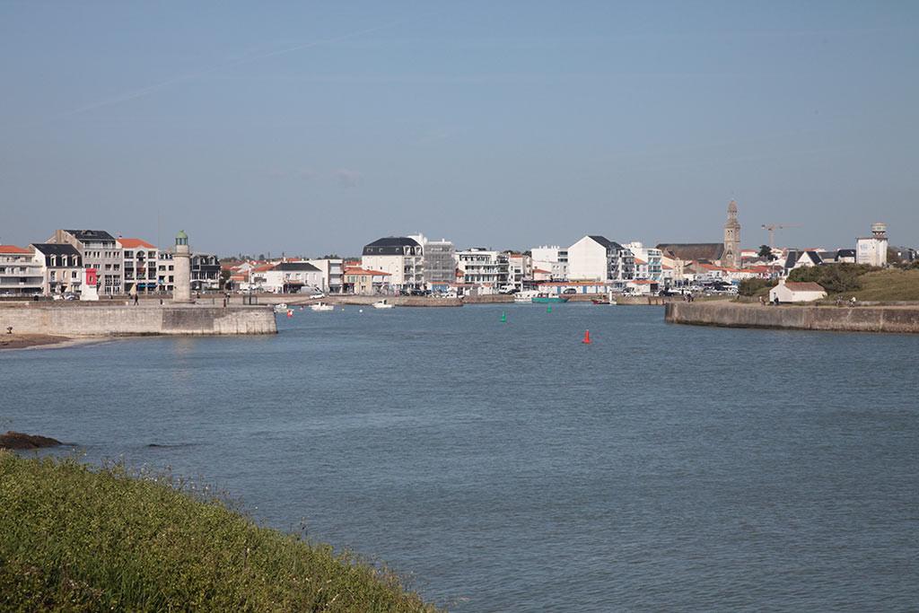 St Gilles Croix de Vie le port