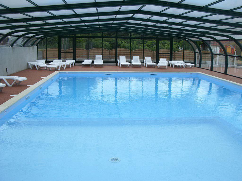 camping avec piscine couverte en vendée