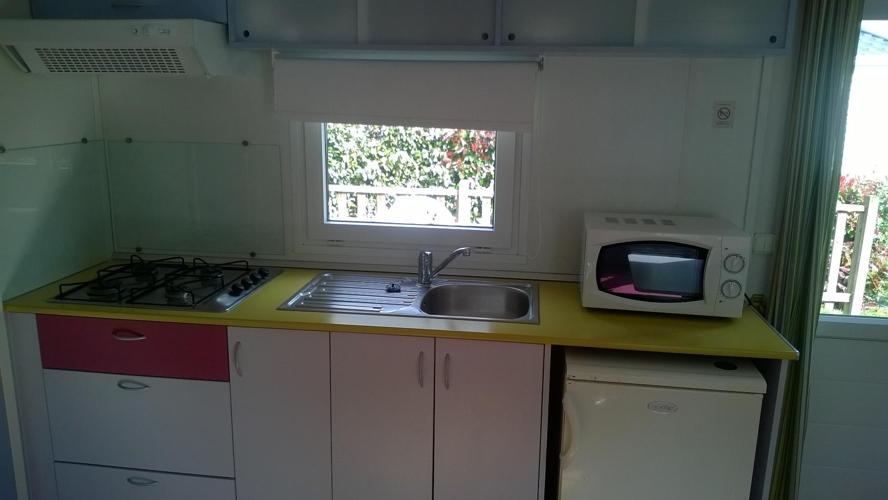Cuisine mobile home proche Challans