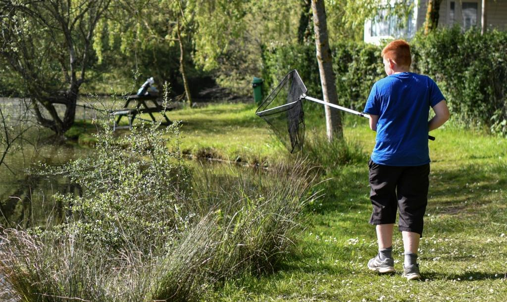 Camping familial avec pêche en Vendée